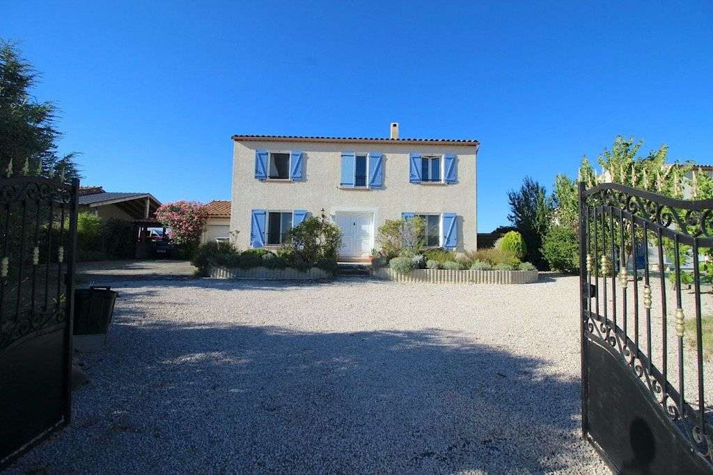 Maison à vendre 7 176m2 à Belvèze-du-Razès vignette-1