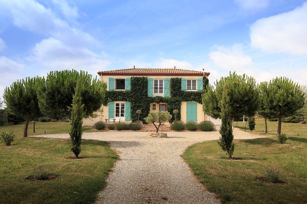 Maison à vendre 8 164m2 à Bellegarde-du-Razès vignette-1