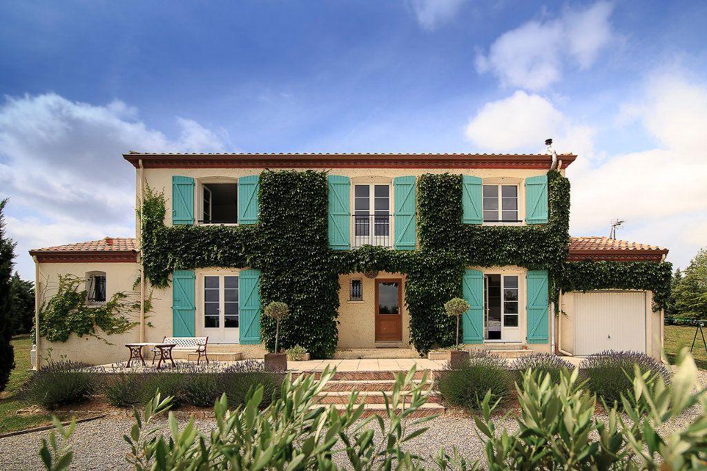 Maison à vendre 8 164m2 à Bellegarde-du-Razès vignette-4
