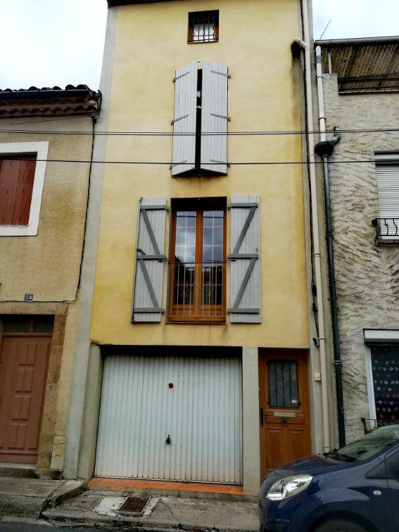 Maison à vendre 3 80m2 à Limoux vignette-1