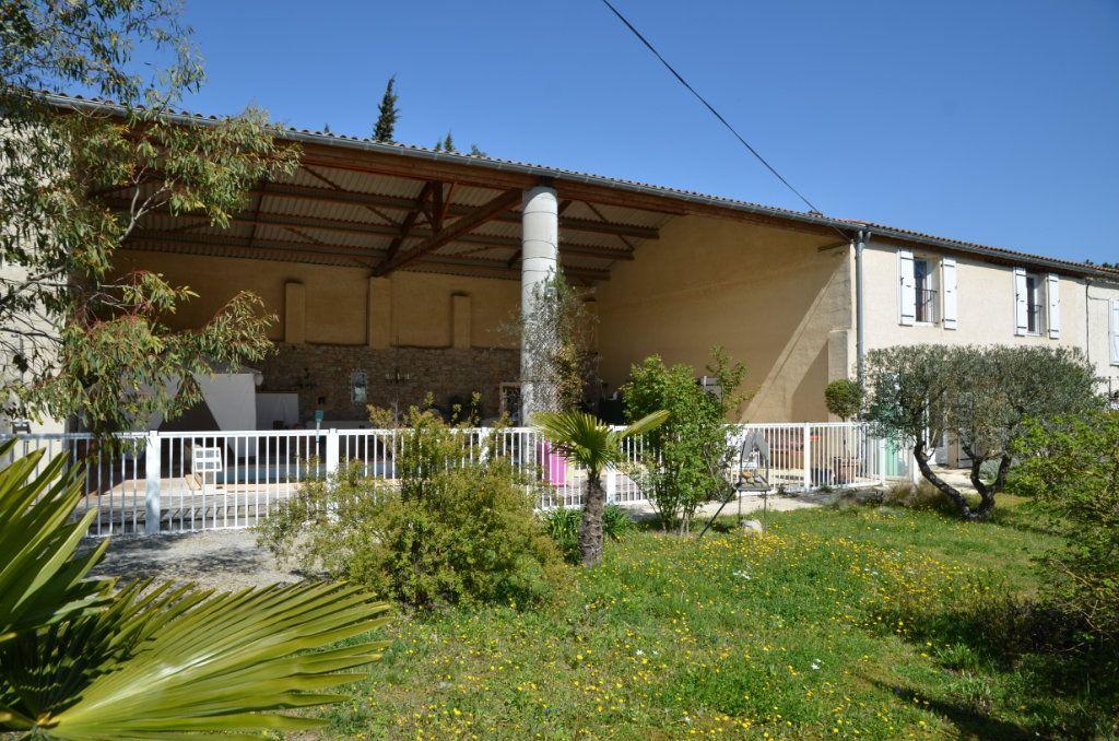 Maison à vendre 6 200m2 à Belvèze-du-Razès vignette-1