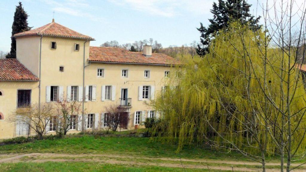 Maison à vendre 12 595m2 à Escueillens-et-Saint-Just-de-Bélengard vignette-1