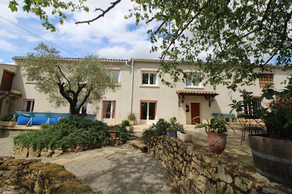 Maison à vendre 8 362m2 à Fanjeaux vignette-1