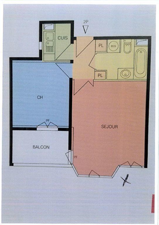 Appartement à louer 2 41m2 à Paris 10 vignette-3
