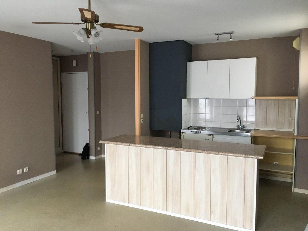 Appartement à louer 2 45.28m2 à Montévrain vignette-4