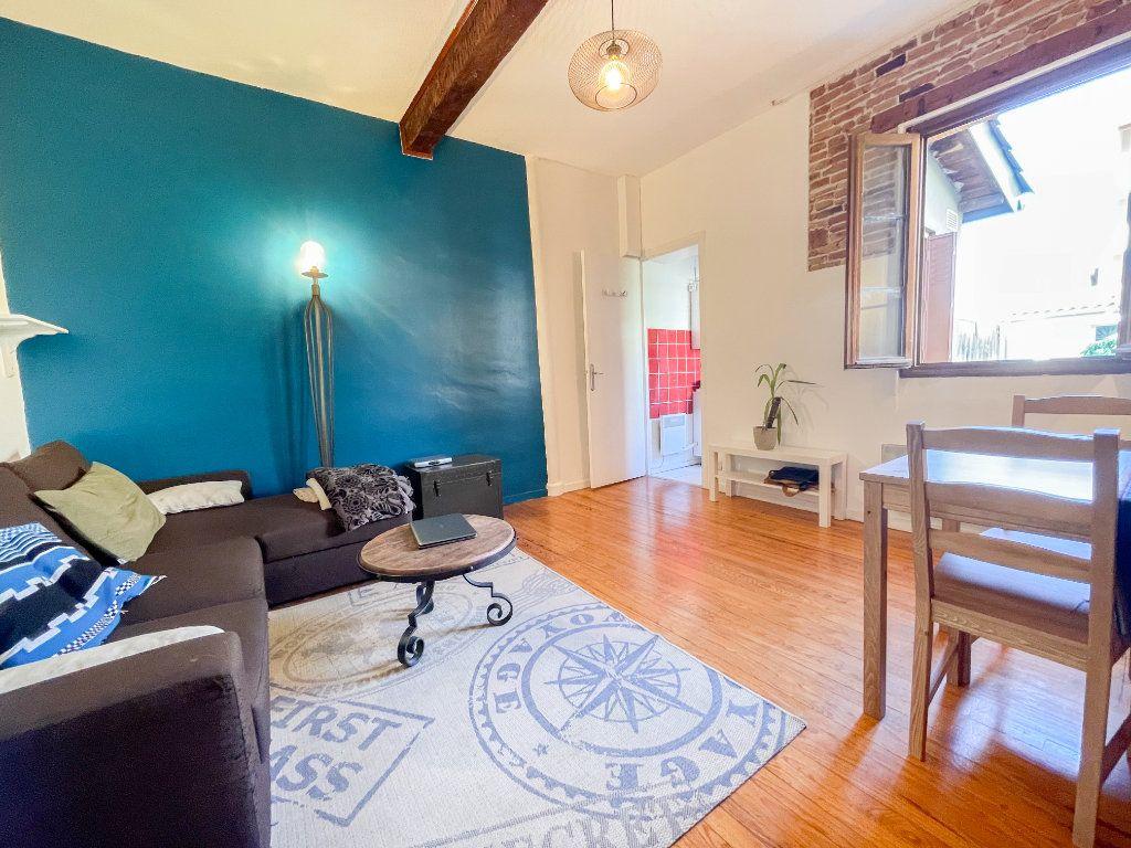Appartement à louer 2 40m2 à Toulouse vignette-2