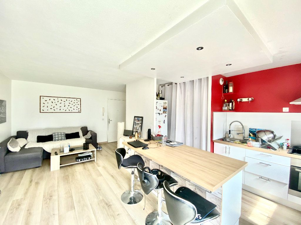 Appartement à vendre 3 55m2 à Bordeaux vignette-1