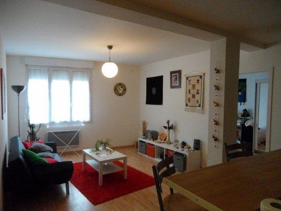 Appartement à louer 2 50.29m2 à Bordeaux vignette-1