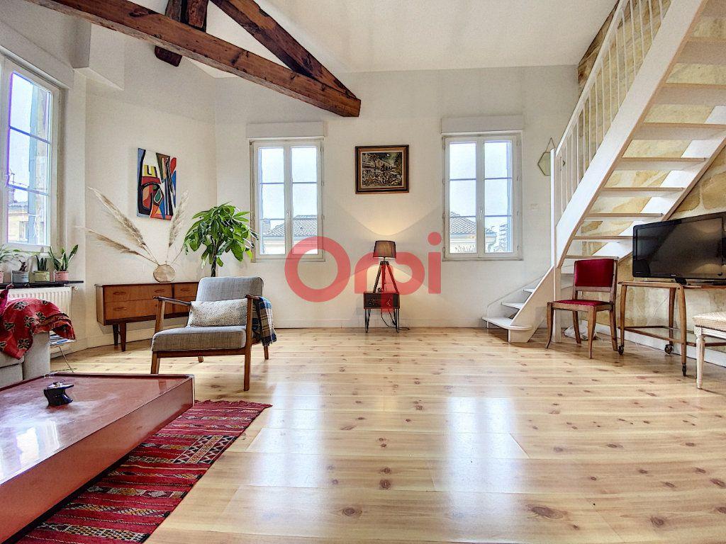 Appartement à vendre 4 76m2 à Bordeaux vignette-1
