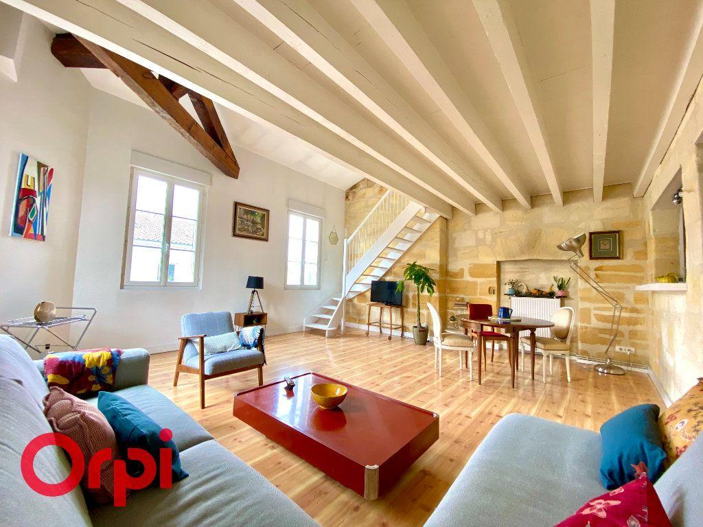 Appartement à vendre 4 76m2 à Bordeaux vignette-2