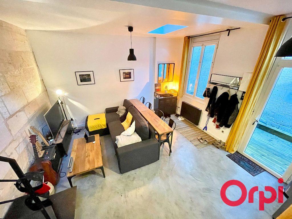 Appartement à vendre 2 37m2 à Bordeaux vignette-3