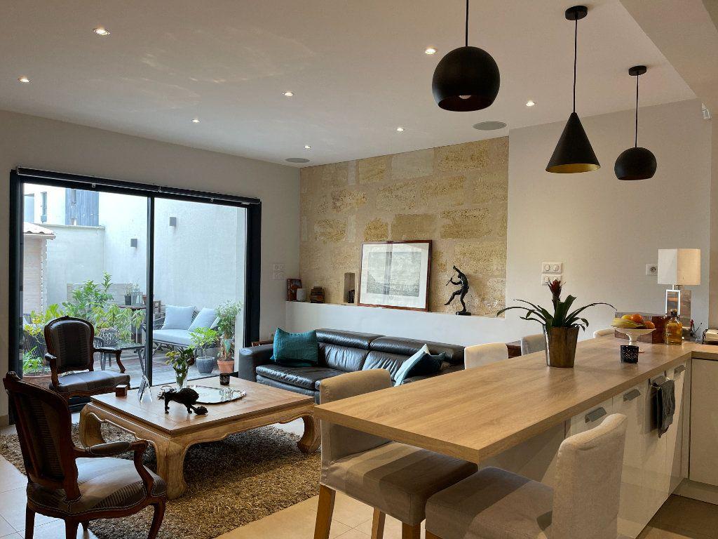 Maison à vendre 3 79m2 à Bordeaux vignette-2