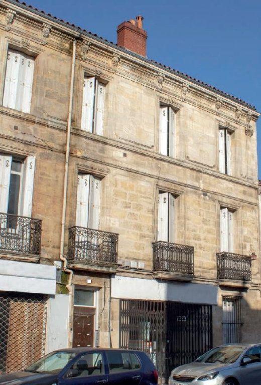 Appartement à vendre 1 39.2m2 à Bordeaux vignette-2
