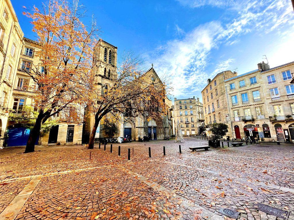 Appartement à vendre 2 43m2 à Bordeaux vignette-1