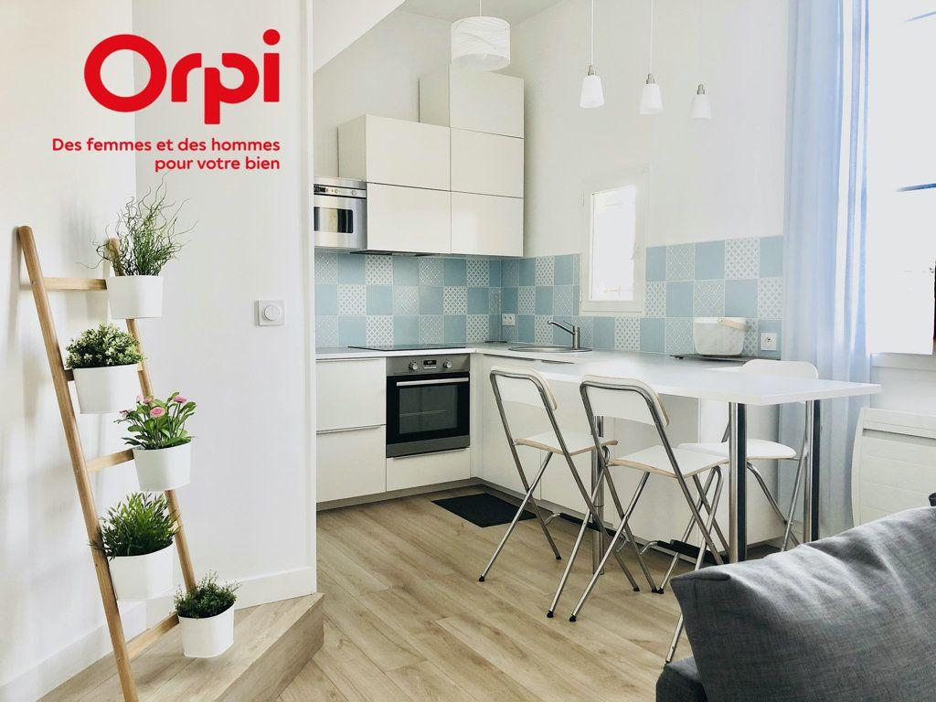 Appartement à vendre 2 43.15m2 à Bordeaux vignette-2