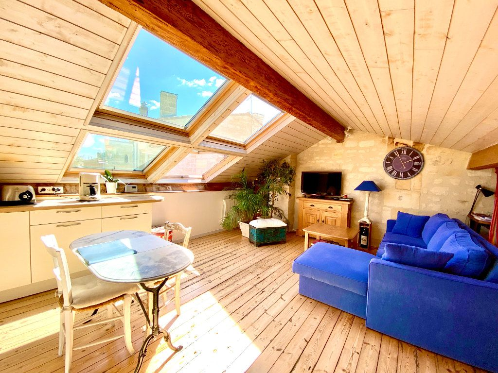 Appartement à vendre 1 23m2 à Bordeaux vignette-1