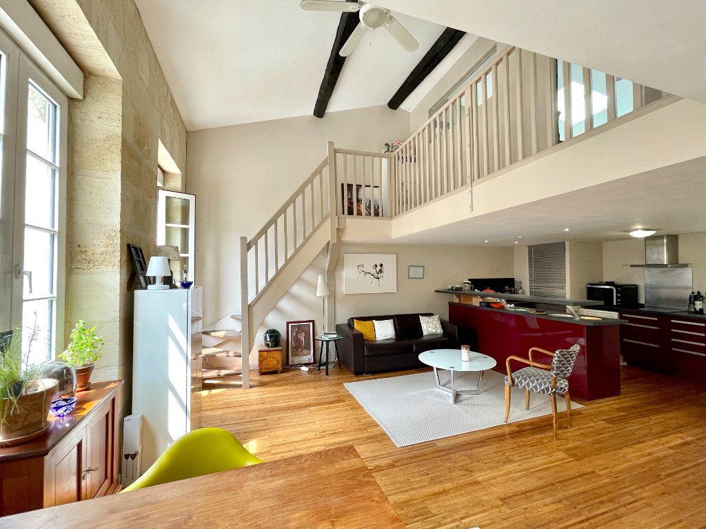 Appartement à vendre 3 58.02m2 à Bordeaux vignette-1
