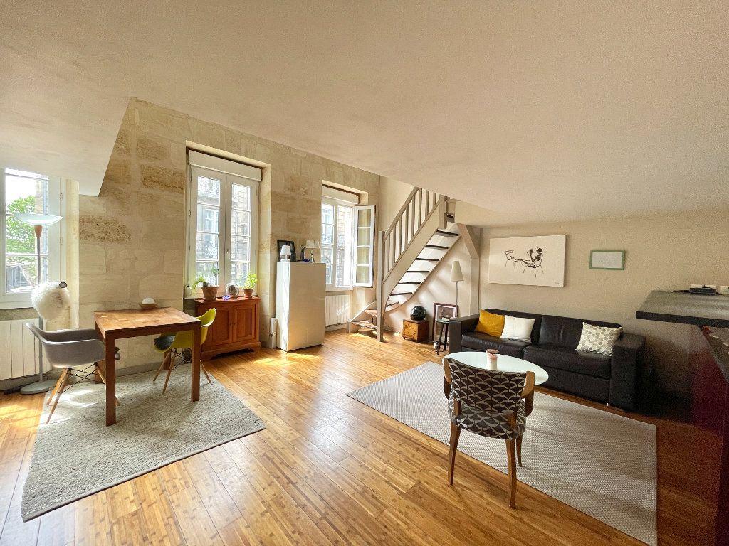 Appartement à vendre 3 58.02m2 à Bordeaux vignette-2