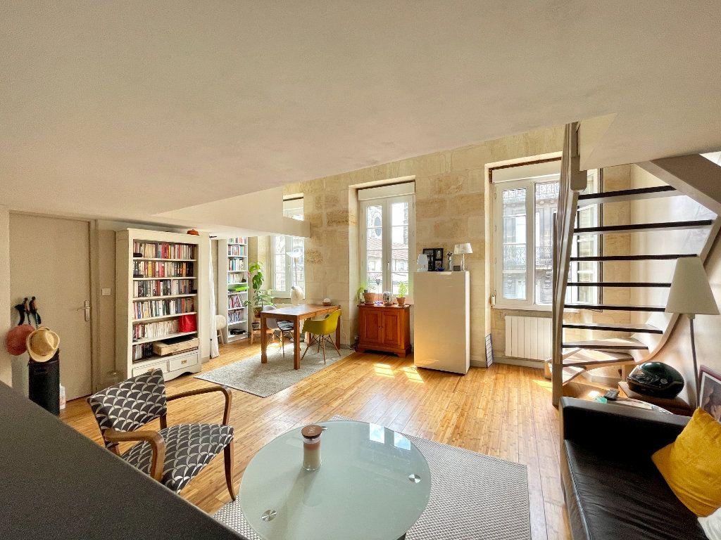Appartement à vendre 3 58.02m2 à Bordeaux vignette-3