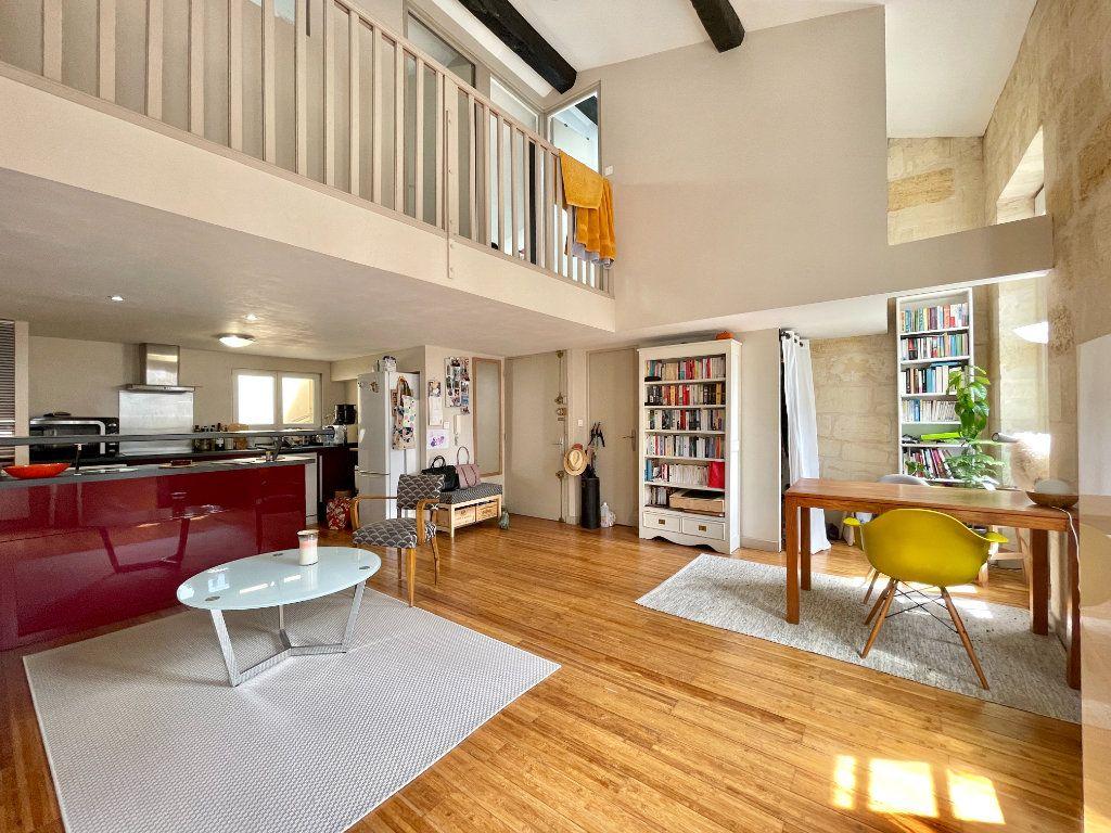 Appartement à vendre 3 58.02m2 à Bordeaux vignette-4