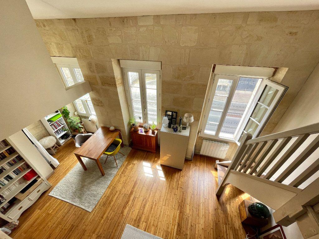 Appartement à vendre 3 58.02m2 à Bordeaux vignette-5