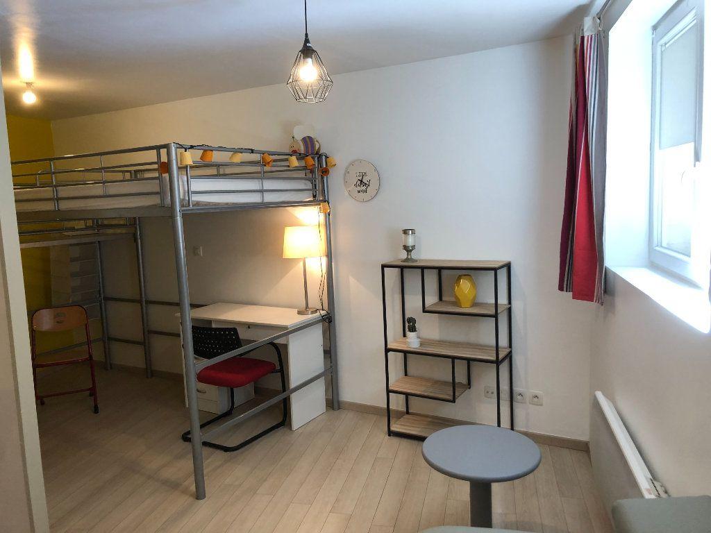 Appartement à vendre 1 26m2 à Bordeaux vignette-1