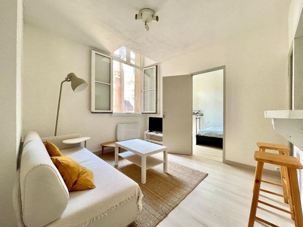 Appartement à vendre 2 27.6m2 à Bordeaux vignette-1