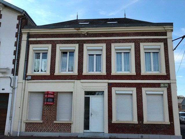 Appartement à louer 1 16m2 à Roye vignette-1