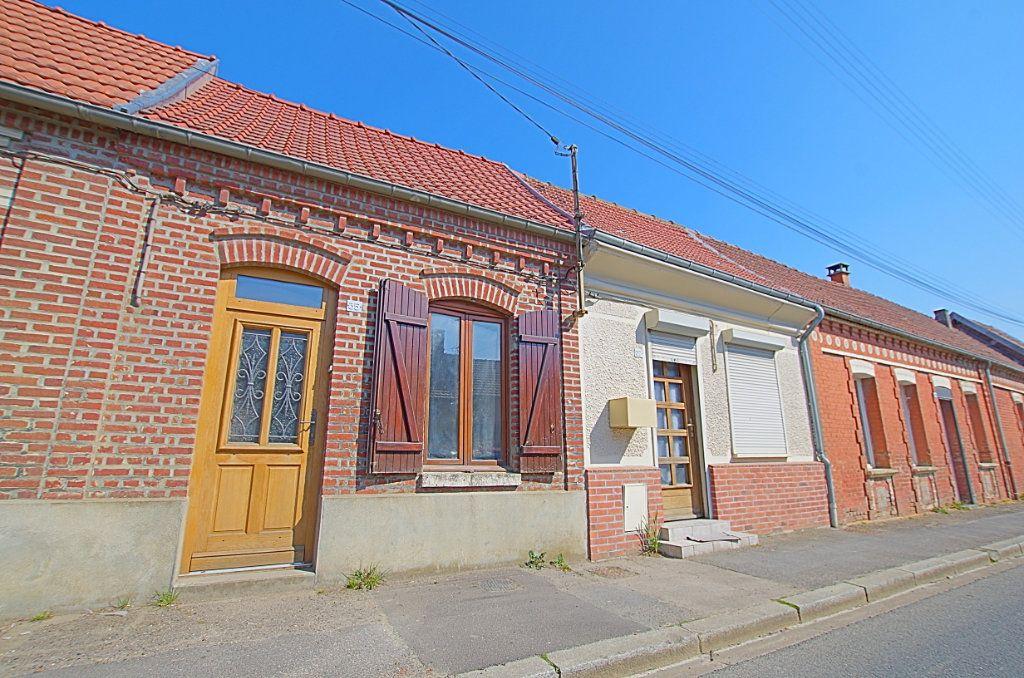 Maison à vendre 2 26.67m2 à Harbonnières vignette-1