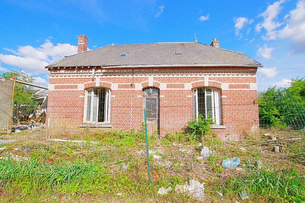 Maison à vendre 4 117.9m2 à Fresnoy-lès-Roye vignette-5