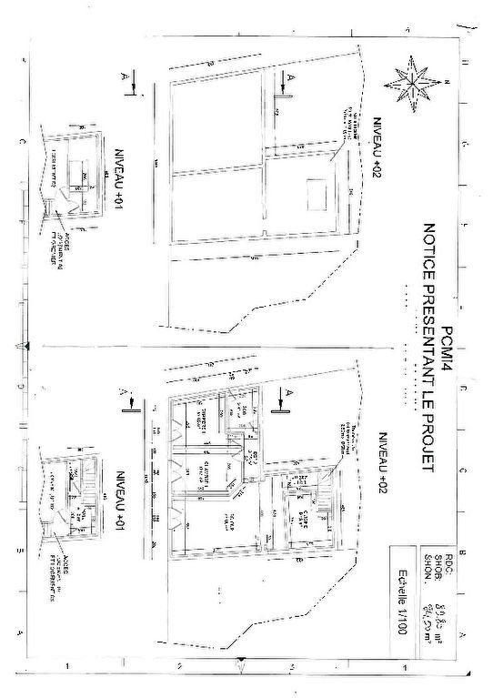 Immeuble à vendre 0 120m2 à Marguerittes vignette-5