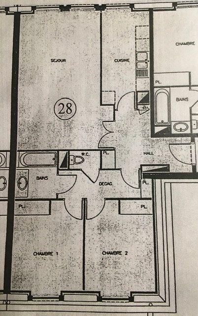 Appartement à vendre 3 71.13m2 à Épinay-sous-Sénart vignette-2