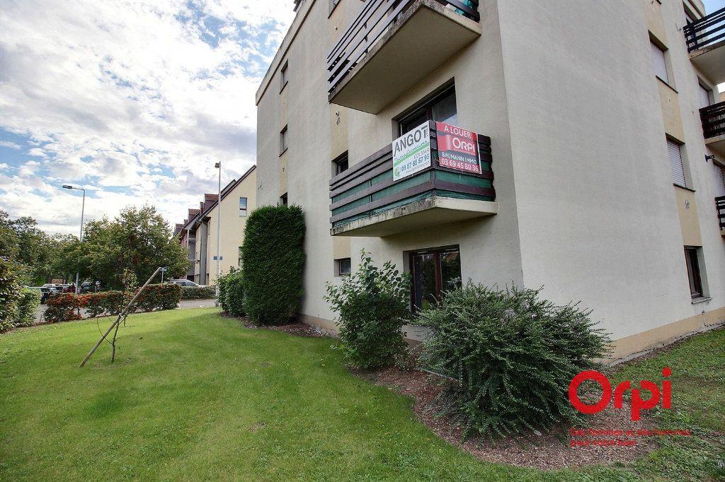 Appartement à louer 1 28.55m2 à Colmar vignette-4