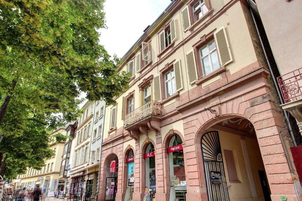 Appartement à vendre 2 39.03m2 à Colmar vignette-2