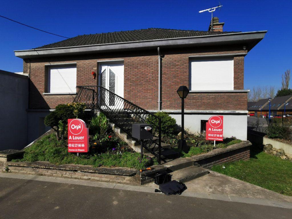 Maison à louer 4 99m2 à Wavrin vignette-1
