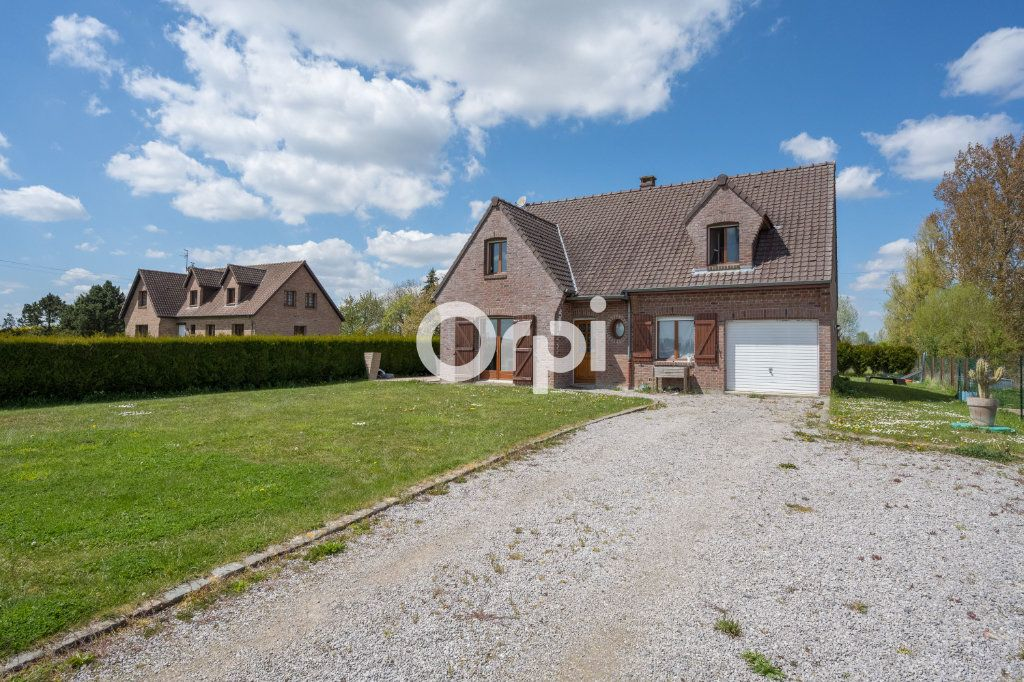 Maison à vendre 6 160m2 à Radinghem-en-Weppes vignette-1