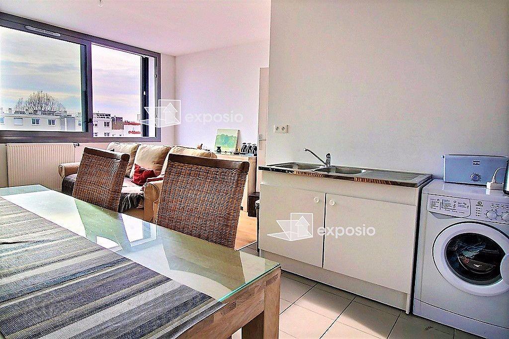 Appartement à louer 2 48.13m2 à Évry vignette-2