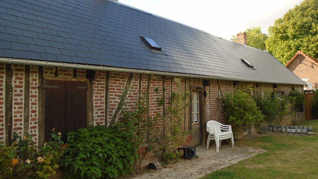 Maison à vendre 3 90m2 à Laboissière-en-Santerre vignette-1