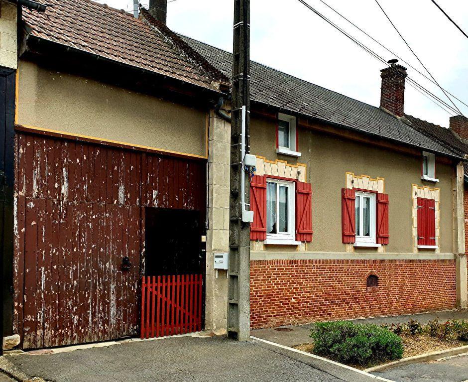 Maison à vendre 3 90m2 à Le Mesnil-Saint-Firmin vignette-1
