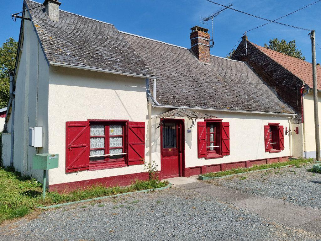 Maison à vendre 2 65m2 à Becquigny vignette-1
