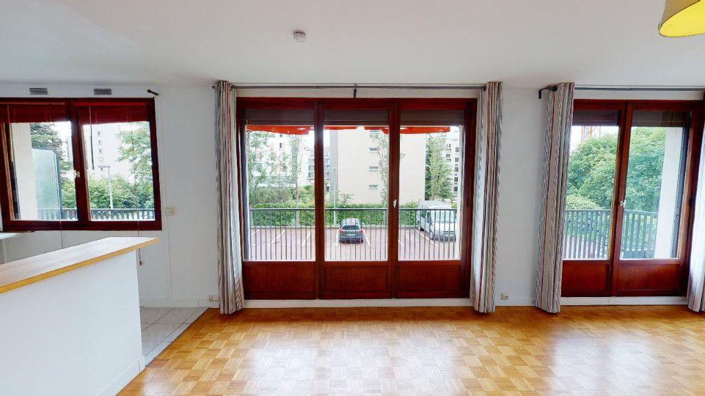 Appartement à louer 2 45.4m2 à Boulogne-Billancourt vignette-1