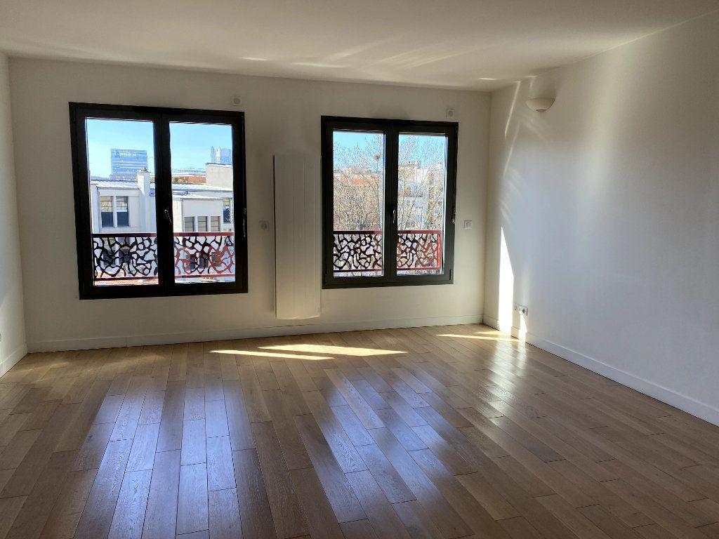 Appartement à louer 1 31m2 à Boulogne-Billancourt vignette-3