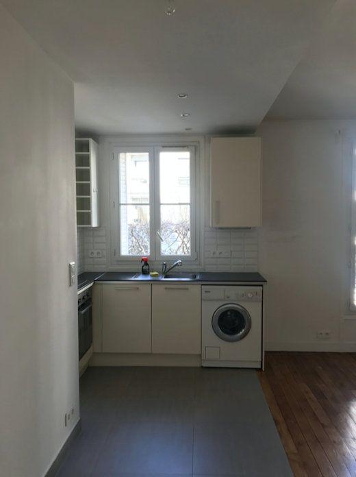 Appartement à louer 2 39.53m2 à Boulogne-Billancourt vignette-2