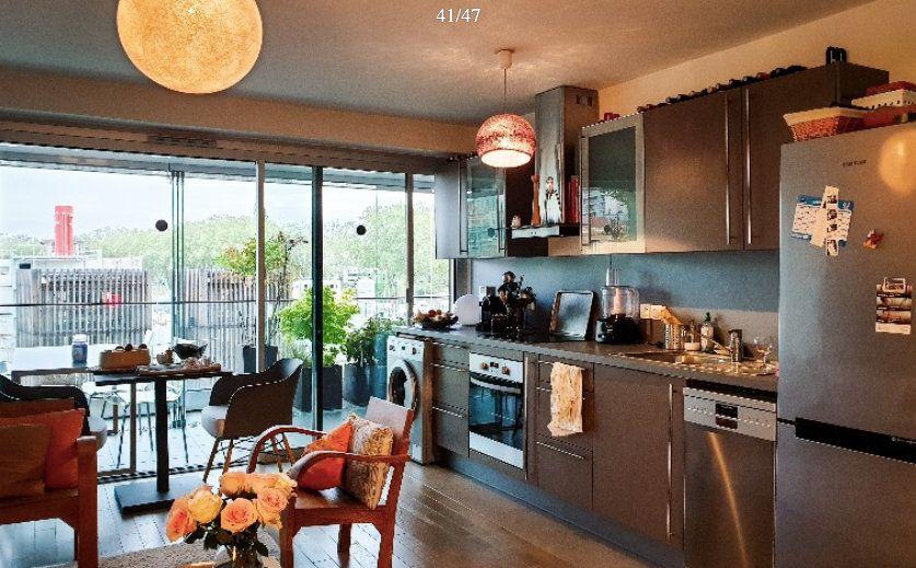 Appartement à louer 2 46.23m2 à Boulogne-Billancourt vignette-1