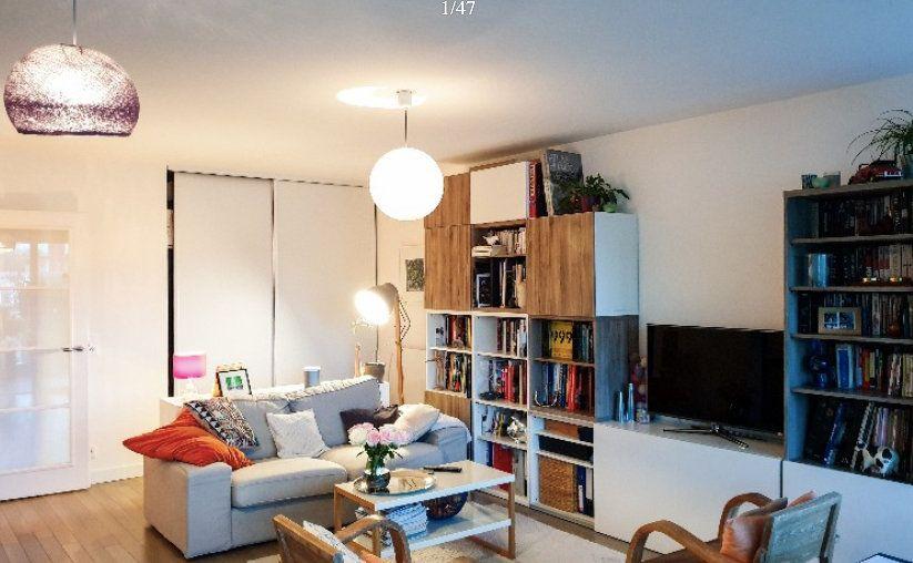 Appartement à louer 2 46.23m2 à Boulogne-Billancourt vignette-2