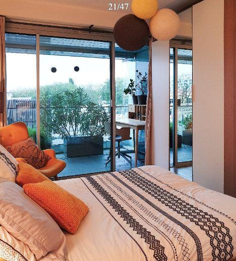 Appartement à louer 2 46.23m2 à Boulogne-Billancourt vignette-5