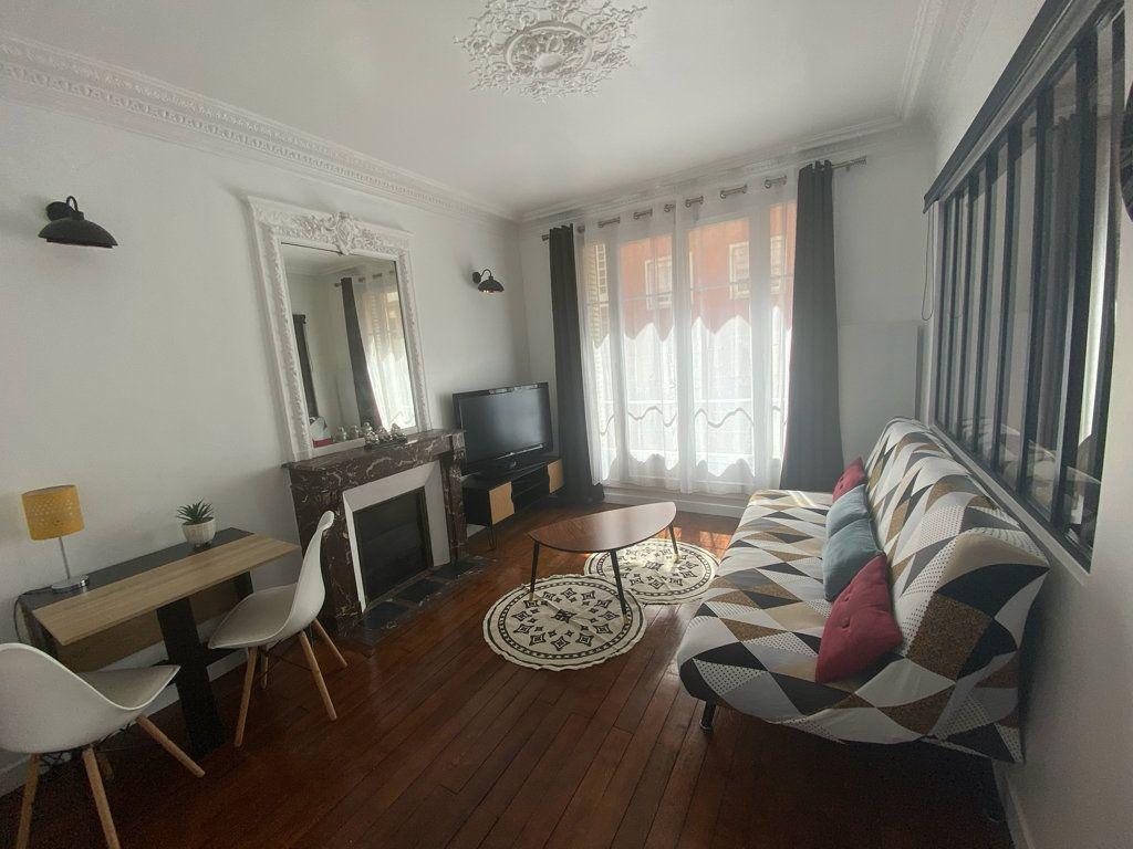 Appartement à louer 2 38.14m2 à Boulogne-Billancourt vignette-1