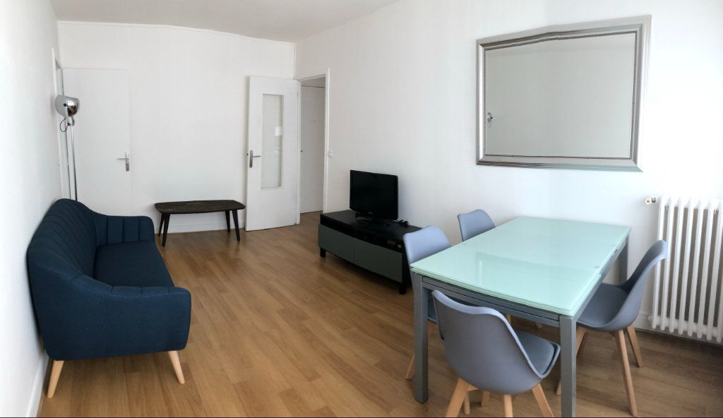 Appartement à louer 2 38.5m2 à Boulogne-Billancourt vignette-2