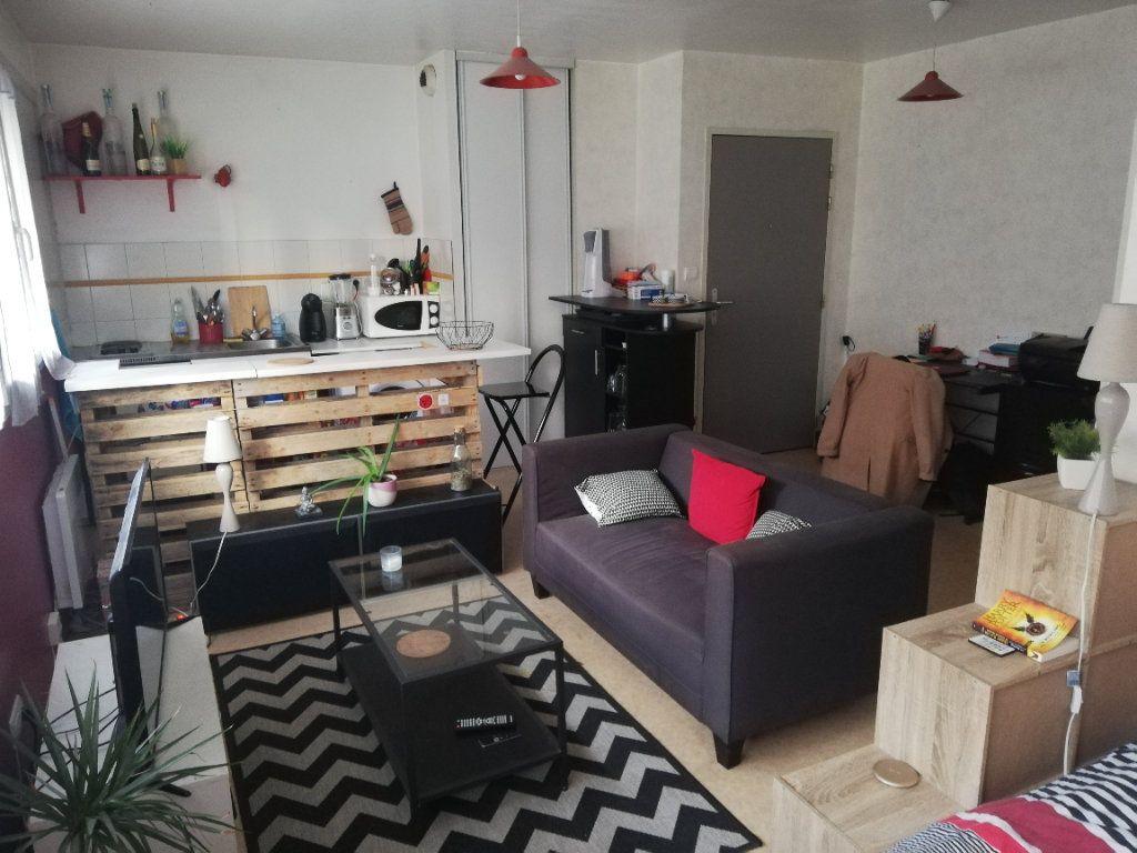 Appartement à louer 1 27.12m2 à Limoges vignette-1