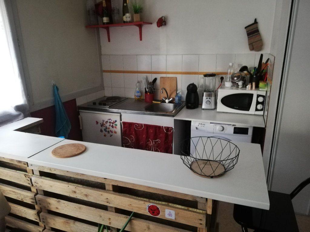 Appartement à louer 1 27.12m2 à Limoges vignette-2